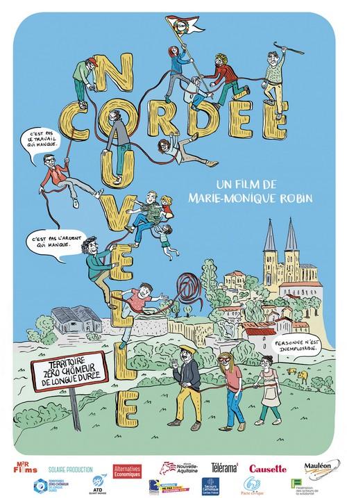 Projection du film de M-Monique ROBIN «Nouvelle cordée» à Rostrenen et Guémené sur Scorff