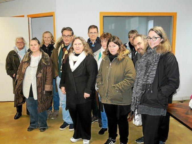 Une épicerie solidaire bientôt ouverte à Rostrenen